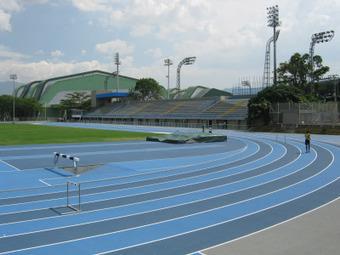 Estadio de Atletismo – Medellin, Colombia   Daily Track Pic   Juegos olímpicos   Scoop.it