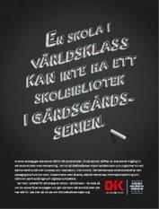 Alla elever ska ha tillgång till ett skolbibliotek - Svensk Biblioteksförening | Uppdrag : Skolbibliotek | Scoop.it
