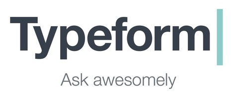 Free Beautiful Online Survey & Form Builder | Typeform | Today's Education Technology | Scoop.it