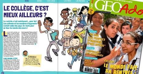 GEO Ado n°163 - Septembre 2016 | L'ACTU du CDI | Scoop.it