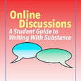 Online Discussions - A Student Guide to Writing With Substance - Stephanie Sandifer | Blended Learning | Scoop.it