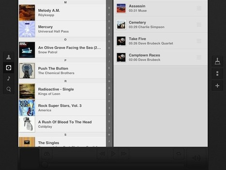 Couch Player: The Slick Alternative Music Player | iPad.AppStorm | iPhones and iThings | Scoop.it