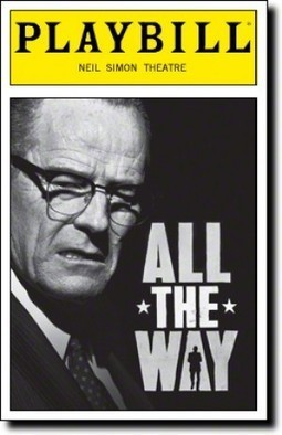 """New Stage Theatre Hosts Conversations on """"All The Way"""" 