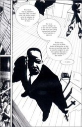 Using Graphic Novels in Education: King   Comic Book Legal Defense Fund   Literacy, Education and Common Core Standards in School and at Home   Scoop.it
