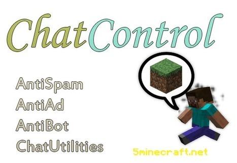 Chat Control 1.6.4/1.7.1 | Bukkit Plugins | Scoop.it