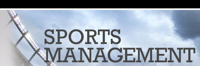 Sports facility management and the behind the scene issues.