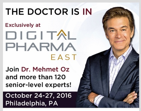 Event: Dr Oz Will Be at DPE! | Pharma Marketing News, Views & Events | Scoop.it