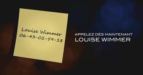 Louise Wimmer : Un étrange numéro de téléphone diffusé à travers Paris ! | Cabinet de curiosités numériques | Scoop.it