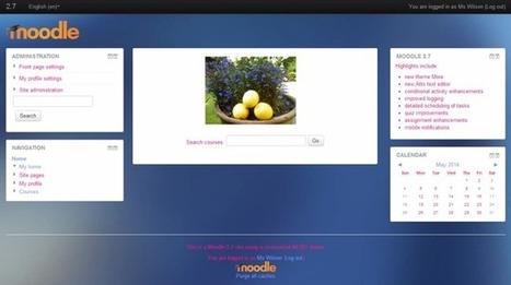 What's new in Moodle 2.7: Themes | Moodling | Scoop.it
