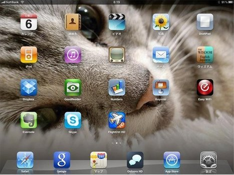 [Especial sistemas operativos para tablets] iOS: la plataforma de oro ... - Genbeta | arduino integración | Scoop.it