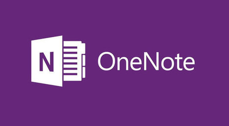 OneNote für Windows 8 erhält großes Update › TabletHype.de | OneNote | Scoop.it