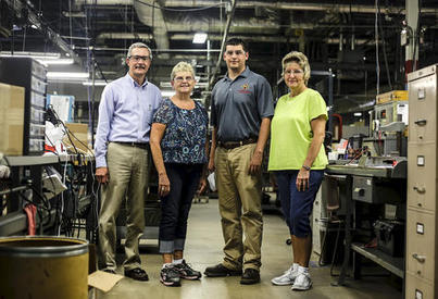 Multigenerational workplace forcing employers to adapt - Northwest Herald | Making things work at your workplace | Scoop.it