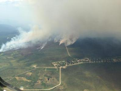 Wildfires burn record 1.8 million acres in Alaska | Farming, Forests, Water & Fishing (No Petroleum Added) | Scoop.it