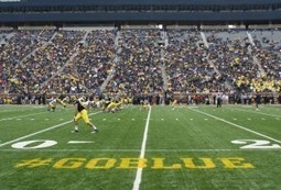 NCAA Bans On-Field Hashtags And Social Media URLs - AllTwitter | Innovative Technology Leadership by Clay | Scoop.it