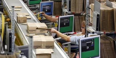 Amazon devient le numéro 1 du e-commerce en France | Technologies. | Scoop.it