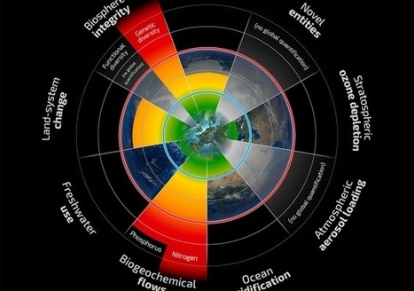 A planetary boundary for biodiversity | GarryRogers Biosphere News | Scoop.it