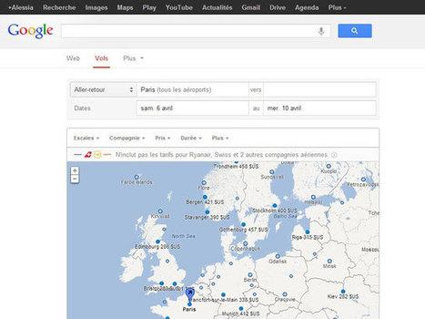 Comparateur Google Flight Search : décevant et incomplet - Air-Journal | Jérôme Blouin - La guerre des écosystèmes digitaux | Scoop.it