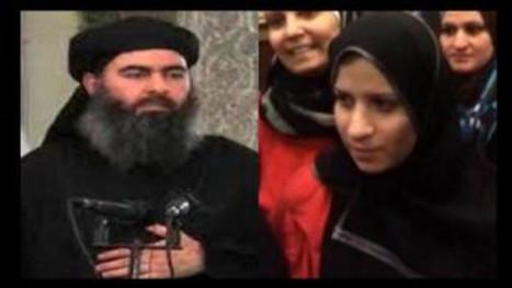 L' ex femme d'Abou Bakr al-Baghdadi libérée | Letunizien.com :: L'info de la Tunisie | letunizien | Scoop.it