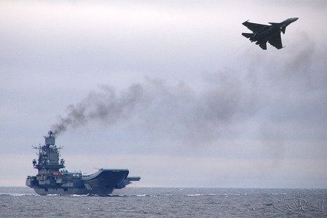 Making sense of the Russian naval task force off the coast of Syria | The Vineyard of the Saker | Saif al Islam | Scoop.it