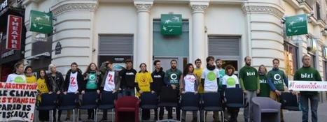 Pour sauver le climat, les « faucheurs de chaises » frappent de nouveau ! | Infogreen | Le flux d'Infogreen.lu | Scoop.it