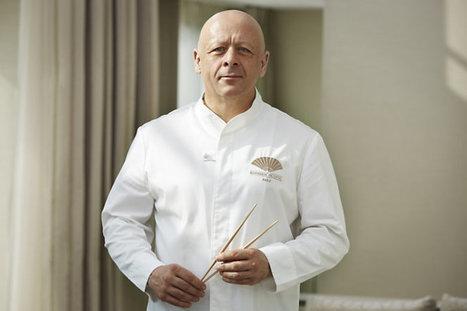 L'étoile du Nord : Quand Thierry Marx entre en gare   Gastronomie Française 2.0   Scoop.it