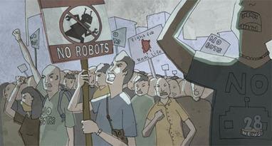 Dancing Robots, Sumo Robots, War Robots, and More   Robots and Robotics   Scoop.it