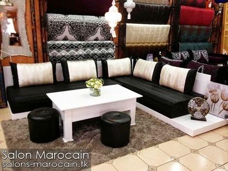 D Co Salon Marocain Design