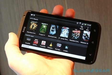 HTC One X+.. hands-on review | Mobile IT | Scoop.it