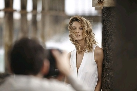 Daria Werbowy is New Face of Mango's Spring 2014 Campaign - mCATWALK | Fashion | Scoop.it