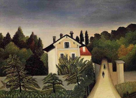 Douanier Rousseau, L'innocence archaïque au musée d'Orsay   ON-ZeGreen   Scoop.it