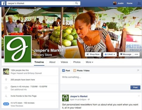 Should You Set Up a Facebook Page? 7 Things to Consider | MarketingHits | Scoop.it