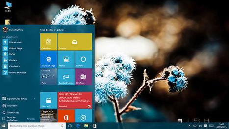 20 astuces pour mieux maîtriser Windows 10 | Geeks | Scoop.it