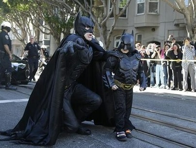 San Francisco Turned Into Gotham City for Make a Wish BatKid | Nonprofit Management | Scoop.it