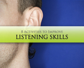 Do You Hear What I Hear? 8 Activities to Improve Listening Skills | Interesting resources for English Teachers | Scoop.it