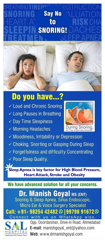 Snoring & sleep apnea surgery In Kenya,Uganda,Tanzania,Gujarat, Rajasthan. | Best Ent Surgeon in Kenya, Uganda, Tanzania, Gujarat, Rajasthan | Scoop.it