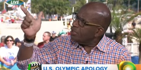 Al Roker Goes In On Ryan Lochte, Becomes Internet Hero | Xposing Government Corruption in all it's forms | Scoop.it