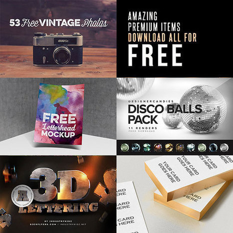 25 Cool New Fonts for Designers | Web Increase | Scoop.it