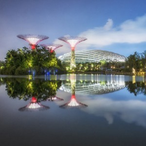 Dezeen » Gardens By The Bay by Grant Associates and Wilkinson Eyre Architects | Education for Sustainable Development | Scoop.it