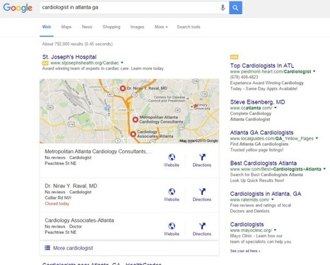 The Impact of The Latest Changes In Google Local Search | SEO | Scoop.it