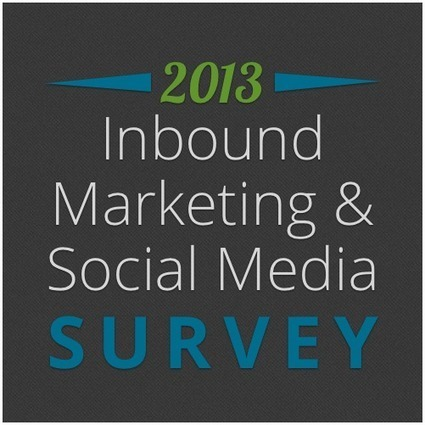 2013 Inbound Marketing & Social Media Survey   Inbound Marketing Association News, Studies, Reports & Reviews   Scoop.it