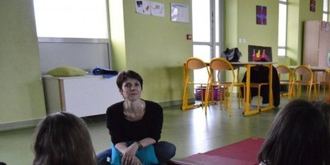 La sophrologie s'invite à l'école | Relaxation Dynamique | Scoop.it