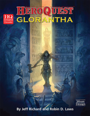 HeroQuest Glorantha Review | Glorantha News | Scoop.it