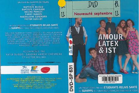 Amour latex & IST | Nouveautés DVD de la BU Sciences-Pharmacie Tours | Scoop.it