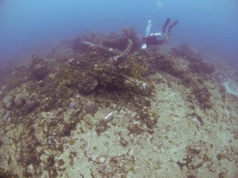 Colonial Shipwrecks of Colombia: Exploring an Unknown Wreck | Vloasis sci-tech | Scoop.it
