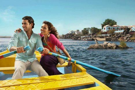 Discover Aswan !!   Blue sky travel   Scoop.it