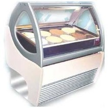 Deluxe Ice Cream Dipping Cabinet, 16 Can / Flavor Facings | For All of Your Display Needs | Scoop.it
