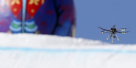 Yes, That Is An Olympic Drone Over Sochi | That's science | Scoop.it
