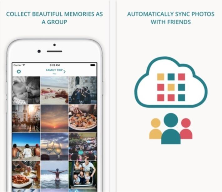 Lets Camera. Rassemblez vos photos de vacances avec vos amis dans un album collaboratif - Les Outils Collaboratifs | TIC et TICE mais... en français | Scoop.it