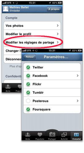 Publier ses photos instagram directement sur une page Facebook… » Le petit blog de Mat | Facebook Pages | Scoop.it