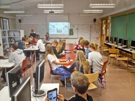 Uutiset Turusta | Aamuset | Vanhemmat korvausvelvollisia Kaarinassa, jos iPad rikotaan | Tablet opetuksessa | Scoop.it